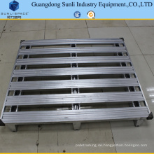 1.5t SGS Standardgröße Galvanisierte Stahlpalette