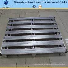 1,5 т Стандарт SGS Размер оцинкованной стальной паллет