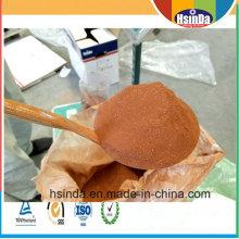 Recubrimiento en polvo de pintura en perlas de bronce metalizado de Hsinda Manufacture Bonded