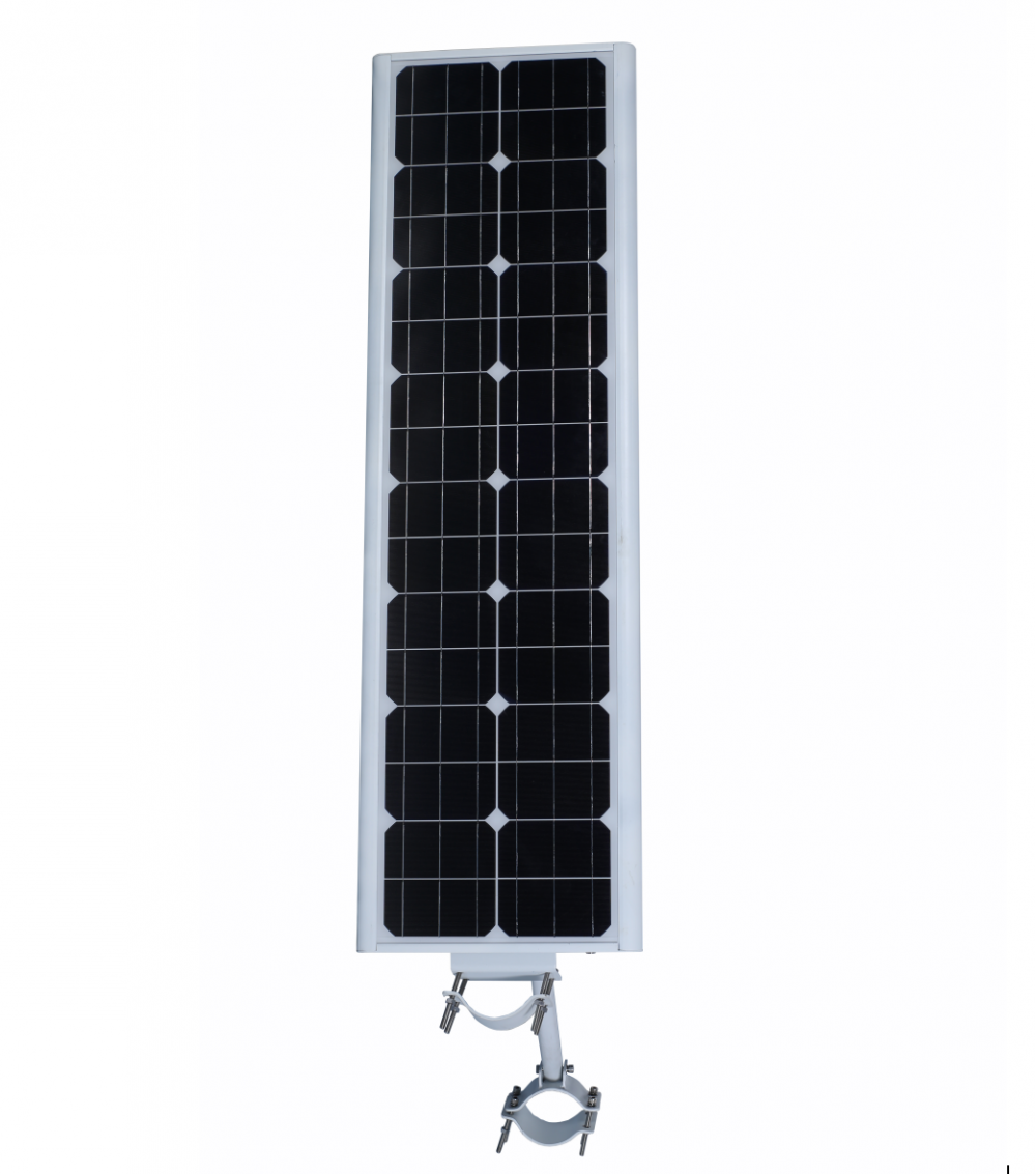 60W All In One Solar street light