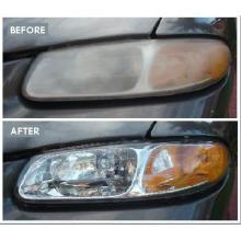 Película protectora para la lámpara del coche