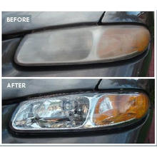 Защитная пленка для автомобильной лампы