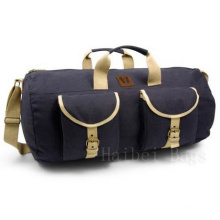 55 % Hemp /45% Coton Travel Bag (HBTR-13)
