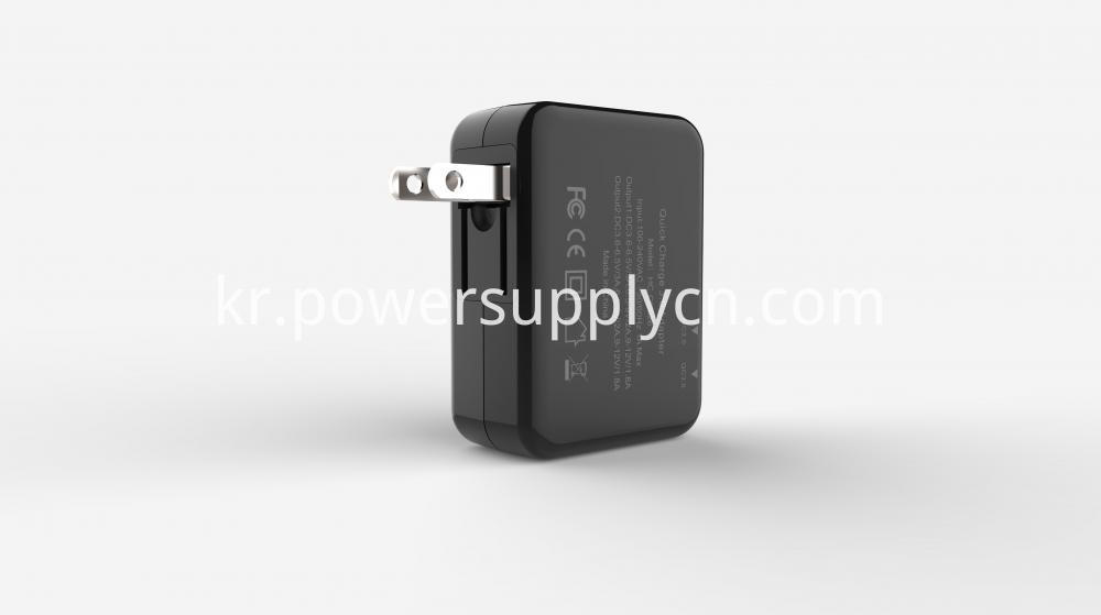 qc3.0 travel charger