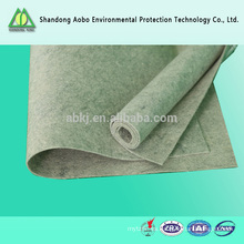 Acuerdo directo de la fábrica de calidad superior resistente al agua resistente al agua filtro de medios sin filtro filtro de tela
