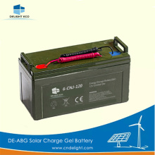 gel cell battery life expectancy