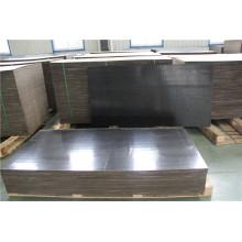 Panel de encofrado WPC usado para el panel de encofrado de construcción
