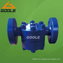 Trampa de vapor de alta presión y temperatura (GAHRW / GAHRF)