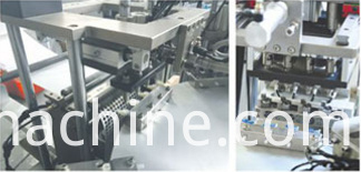Spike Assembly Machine
