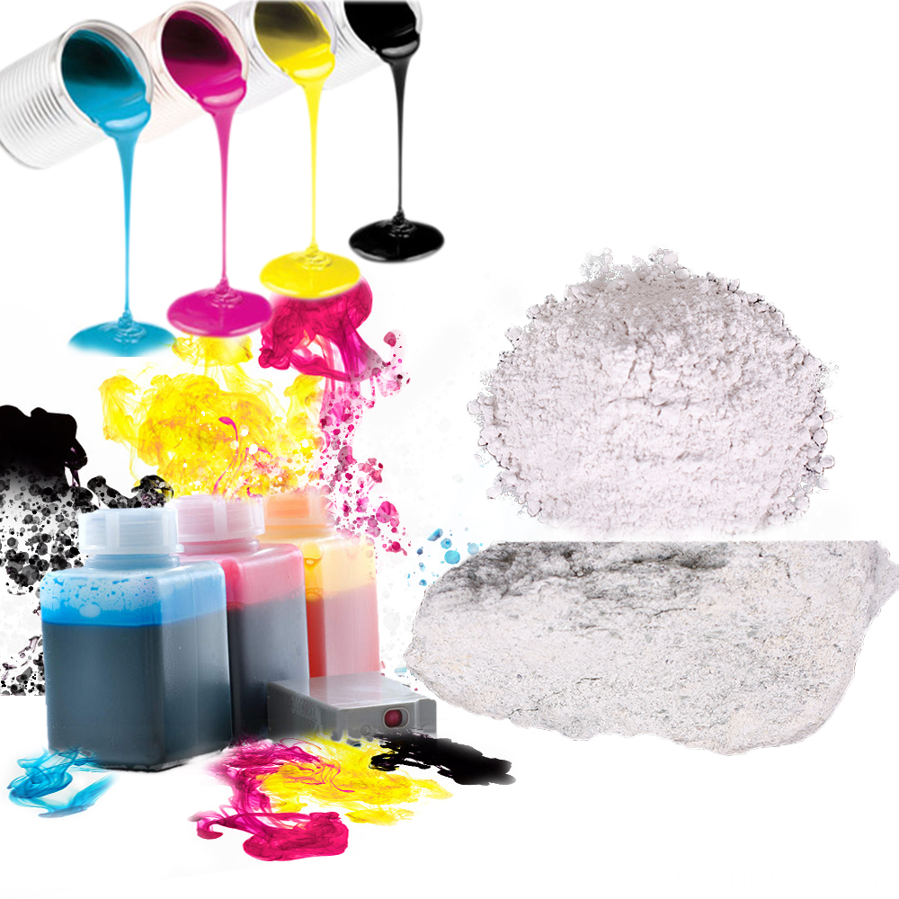 Organoclay Used In Ink