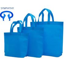Custom non-woven bag carry shopping bag customized logo