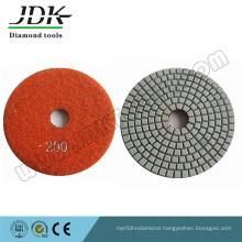 125 Diameter Diamond Flexible Polishing Pad for Stone Polishing Tools