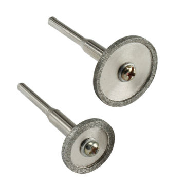 Diamond Coated Smycken Lapidary Dremel och Rotary Tool Wheel