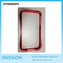 Best price custom aluminum parts metal case for Iphone 4 4S