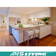 Asia Style Modern Kitchen Cabinet Furniture Foshan Supplier (AIS-K424)