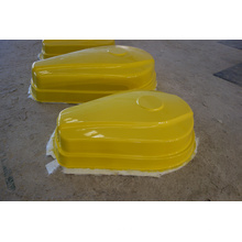 FRP Laminated Non-Standard Pulley Cover or Drive Guard