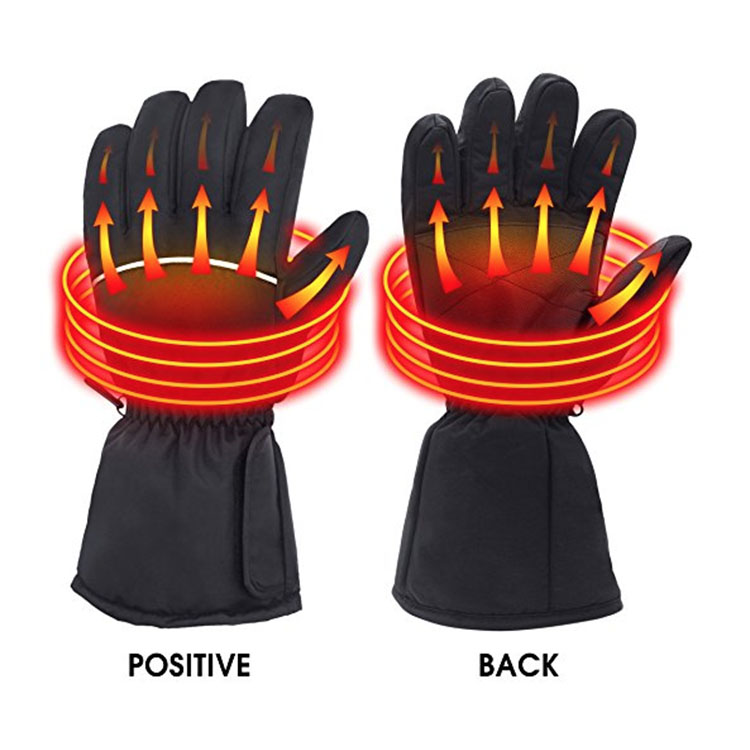 Hot Electric shock gloves