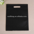 Wiederverwendbare Wholesale schwarze Farbe fördernde nicht gesponnene gestempelschnittene Genal Tasche