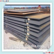 hot rolled high tensile steel plate for engineering & construction machinery