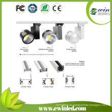 2/3/4 Wires LED Track Lighting con CE Roh