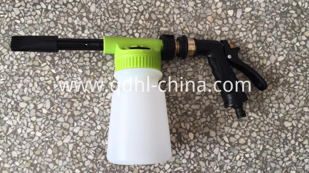 Foam Spray Gun