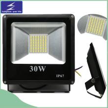 Exterior SMD5730 30W luz de inundación LED