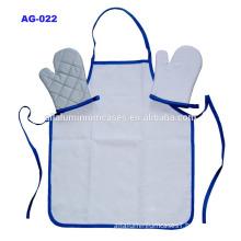 2015 Good quality hot sale fashion design cotton cooking kitchen apron