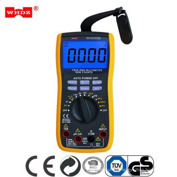 Multimètre numérique avec test de tension sans contact WH5000B