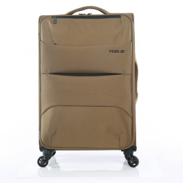 Joint hand handle  inside caster travel luggage