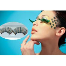 Colorful Creative Makeup Eyelash Stage Cosplay False Eyelashes
