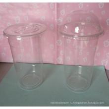 Пластиковая чашка для напитков