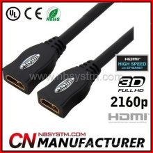 Cable HDMI macho a hembra