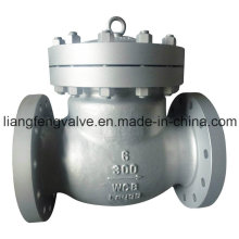 Swing Check Valve of Stainless Steel Flange End