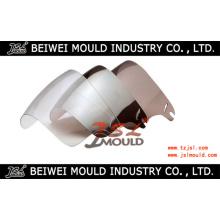 High Quality Helmet Visor Plastic Mold