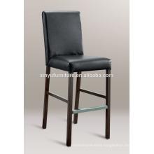 2016 new design hotel high back chair bar chair XA2001