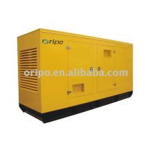 Fabricante de la marca de fábrica de China yuchai generador a prueba de ruido del motor diesel