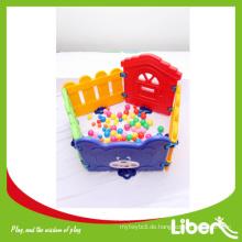 Cartoon Indoor Kinder Plastic Ball Pit Pool LE.QC.006 Qualität gesichert am beliebtesten