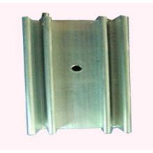 Radiador feito pela liga de alumínio