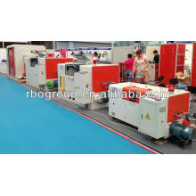 500-800DTB Double twist bunching/stranding machine(630p)digital twister