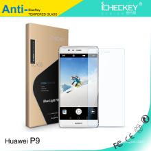 Поставка фабрики! Анти-синий свет 0.33 мм прозрачность закаленное стекло-экран протектор для Haiwei P9