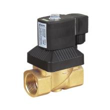 2/2 Way KL223 Series KL2231025 1inch Diaphragm Brass Water Solenoid Valve 24V