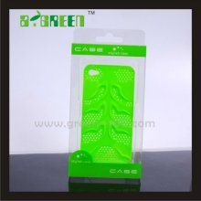 Clear Plastic Packaging Box for Mouse with Hook