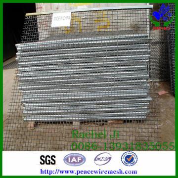 Spring Wire Steinbruch Bildschirm Mesh