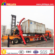 20FT - 53FT Swing Lift / Container Side Lifter Trailer / Side Loader