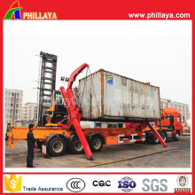 20FT-53FT Swing Lift / Container Side Lifter Trailer/ Side Loader