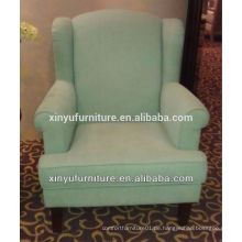 Gebraucht hotel zimmer stuhl wing back stühle XY2501