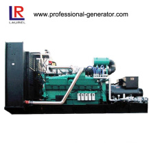 Water Cooling 1000kVA Biomass Electric Power Gas Generator