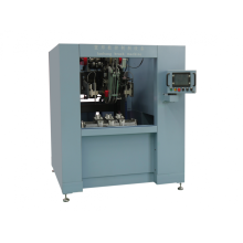 5 Axis Brush Machine High Speed Drilling and Tufting (Round Wire)