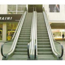 Escalier intérieur résidentiel en acier inoxydable