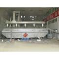 Secador de leito fluidizado de resina de poliéster